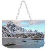 Sund, Lofoten - Norway Weekender Tote Bag