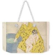 The Bath Weekender Tote Bag