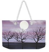 Tree Love Weekender Tote Bag