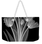 Tulips, X-ray Weekender Tote Bag