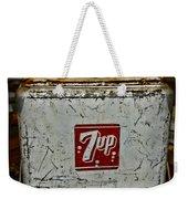 7 Up Vintage Cooler Weekender Tote Bag