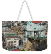Valparaiso, Chile Weekender Tote Bag