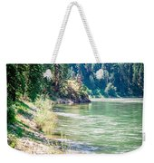 Vast Scenic Montana State Landscapes And Nature Weekender Tote Bag