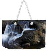 Water Flowing Weekender Tote Bag