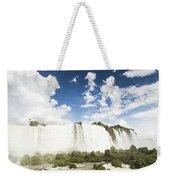 Waterfalls Weekender Tote Bag