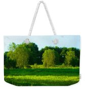Landscape Nature Art Weekender Tote Bag