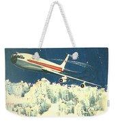 707 In The Air Weekender Tote Bag