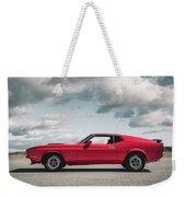 72 Mustang Weekender Tote Bag