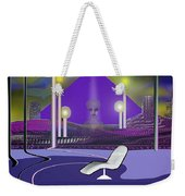 728 Sometimes At Night She Still Appears                   Weekender Tote Bag