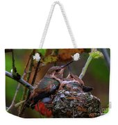 7389 All Feathered Out Weekender Tote Bag