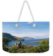 76. Eilean Donan Castle, Scotland Weekender Tote Bag