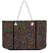 768 Digits Of Pi Up To Feynman Point, E And Phi Weekender Tote Bag
