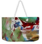 Untitled Abstract Weekender Tote Bag