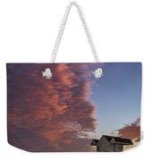 7826- Miami Beach Sunrise Weekender Tote Bag