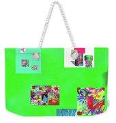 8-10-2015abcdefghijklm Weekender Tote Bag
