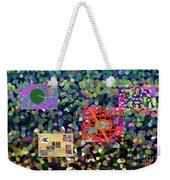 8-12-2057l Weekender Tote Bag