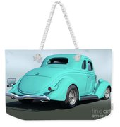 1936 Ford Coupe Weekender Tote Bag