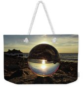 8-25-16--5717 Don't Drop The Crystal Ball, Crystal Ball Photography Weekender Tote Bag
