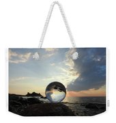 8-26-16--5878 Don't Drop The Crystal Ball, Crystal Ball Photography Weekender Tote Bag