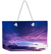 5th Storm Chase 2015 Weekender Tote Bag