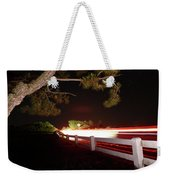 8-8-16--7126 Cruzin The Back Road, Don't Drop The Crystal Ball Weekender Tote Bag