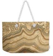 Agate Weekender Tote Bag