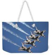 Air Show Weekender Tote Bag