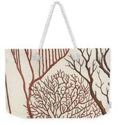 Aquatic Animals - Seafood - Algae - Seaplants - Coral Weekender Tote Bag
