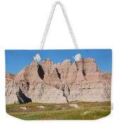 Badlands National Park South Dakota Weekender Tote Bag