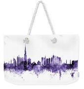 Dubai Skyline Weekender Tote Bag