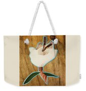 Fashion Fleurward  Weekender Tote Bag