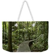 Forest Boardwalk Weekender Tote Bag