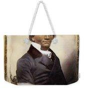 Frederick Douglass Weekender Tote Bag