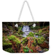 Goit Stock Waterfall Weekender Tote Bag