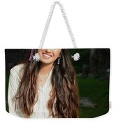 Golden Hour Senior  Weekender Tote Bag