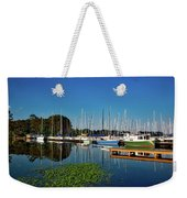 Lake Guntersville Alabama Weekender Tote Bag