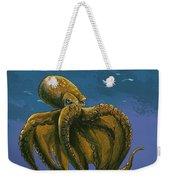 8 Legs Of The Sea Weekender Tote Bag