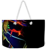 Liquid Latex Weekender Tote Bag