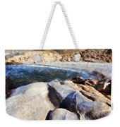 Livada Beach Weekender Tote Bag