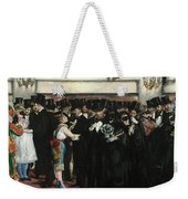Masked Ball At The Opera Weekender Tote Bag
