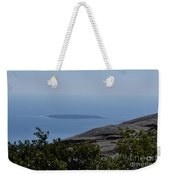 Mountain's View Weekender Tote Bag