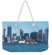New Zealand - The Sea Heart Of Auckland Weekender Tote Bag