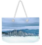 North Carolina Sugar Mountain Skiing Resort Destination Weekender Tote Bag