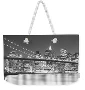 Nyc, New York City, New York State, Usa Weekender Tote Bag