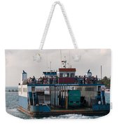 On The Way To Isla Muheres Weekender Tote Bag