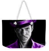 Prince Tribute Weekender Tote Bag