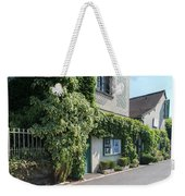 Street Scenes From Giverny France Weekender Tote Bag