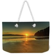 Sunrise Seascape From The Beach Weekender Tote Bag