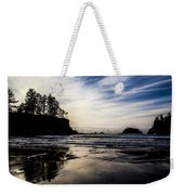 Sunset Beach Weekender Tote Bag
