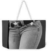 The G M Belt Weekender Tote Bag